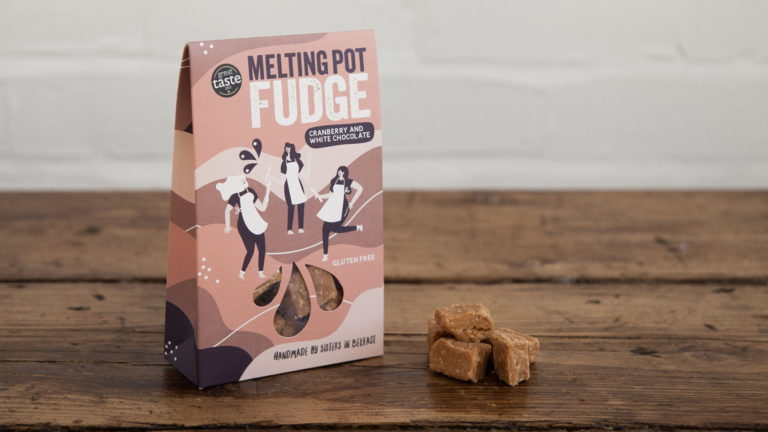 melting pot fudge